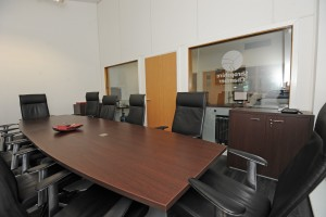 Shropshire Chamber of Commerce Board Room