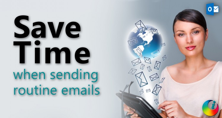 1 simple way to save time when sending routine emails