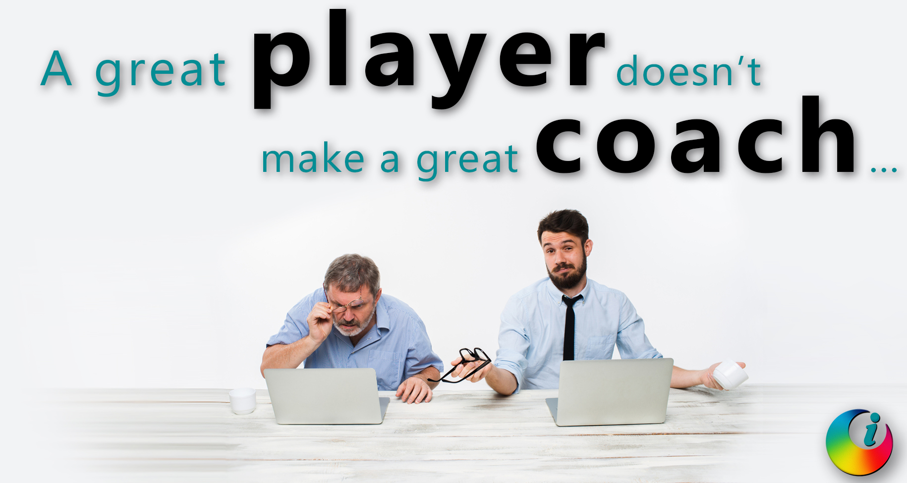 A Great Player Doesn't Make A Great Coach