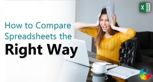 How to Compare Spreadsheets The Right Way With Excel Inquire
